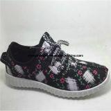 Schoenen van de Injectie van de Schoenen van de Sport van de Vrouwen van China de Toevallige