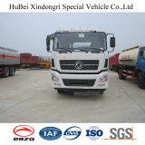 vrachtwagen van de Tanker van de Stookolie van de Benzine Dongfeng van 21cbm de Euro IV