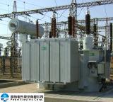 22 kV klasse in olie ondergedompelde Transformator van de macht (maximaal 20MVA)
