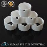 Обедненной смеси керамические трубы с проушиной детали с внутренней шлифовки