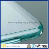 普及した斜めの端4X6のインチ1.8mm 2mmの額縁のフロートガラス