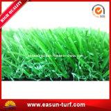 Prezzo poco costoso dell'erba sintetica del tappeto erboso per il pattino ed il paesaggio
