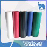 Roulis de vinyle de transfert thermique de bande de qualité de la Corée pour le vêtement