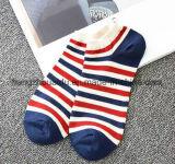 Die hell farbige Staatsflagge-Form-Kleid-Socke