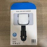 Двойной заряжатель автомобиля USB