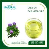 El aceite esencial del clavo del surtidor de la fábrica, aceite de clavo del grado alimenticio para el dolor de muelas