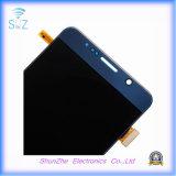 Samsungギャラクシーノート5 N9200のためのスマートな携帯電話のタッチ画面の表示LCD