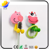 Creative Cartoon Family Style Suction Power Brosse à dents Suction Rack