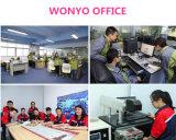 La máquina automatizada pista del bordado de Wonyo 8 es similar a la máquina del bordado de Tajima con precio barato