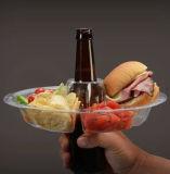 Enrouler autour de votre plaque de casse-croûte de bière