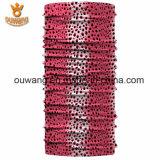 Heißer verkaufender kundenspezifisches nahtloses Gefäßmultifunktionsbandana-Schal