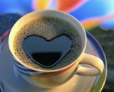 Desnatadeira do café - não desnatadeira da leiteria para o café