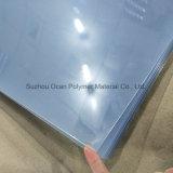 Strato trasparente del polimero del PVC di migliore lucentezza di qualità 0.45mm alta