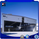 Casa prefabricada barata del hangar del marco de la estructura de acero