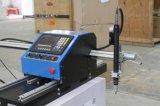 machine de découpage de commande numérique par ordinateur de plasma de plaque en acier en métal