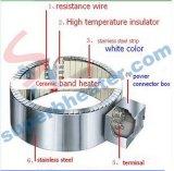 Подогреватель полосы бочонка керамический для машины инжекционного метода литья