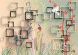 製造業者のカスタム現代デザインによって3Dは装飾の油絵が家へ帰る