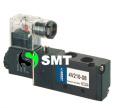 elettrovalvola a solenoide pneumatica direzionale di serie 4V210