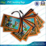 Prix de gros Custom Custom Polyester Cotton Lace Paper PVC PVC Drapeaux Bunting (A-NF11F06026)