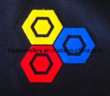 Garments를 위한 3D Flock Heat Transfer Stickers