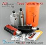 Prezzo elettronico della sigaretta di Tesla del kit del MOD del contenitore di terminale 90W Vape di Tesla in Arabia Saudita