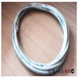 Conductor de cobre trenzado único núcleo aislado con PVC Bvr cable, cable eléctrico de 2,5 mm Precio