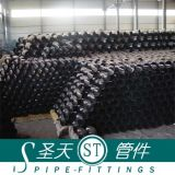 Codo de acero al carbono Soldadura accesorios de tubería