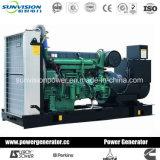 Générateur diesel avec l'engine de Volvo, Genset industriel de 100kVA à 715kVA