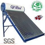 Riscaldatore di acqua del riscaldamento solare della valvola elettronica di alta efficienza con approvazione del Ce