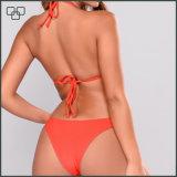Sexy mulheres maduras reversível contínua do biquini Bikini