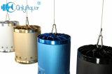 Indicatori luminosi dell'acquario del nuovo modello 90W LED per i serbatoi della scogliera