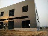 Oficina da construção de aço do baixo custo