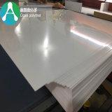 Het stijve Witte Plastic Blad van pvc voor de Opening van het Ponsen en van de Lucht