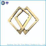 Peça feita à máquina CNC elevada da quantidade com peças de metal