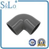 Cotovelo de PVC-U de PVC 90 para o sistema de água