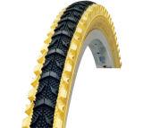 На горных велосипедах давление в шинах