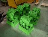 20t Excavadoras de ruedas de compactación de la máquina