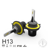 B6-H13 светодиодные фары автомобиля с турбины 24W 3600лм наилучшего качества