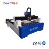 Máquinas de corte a laser de fibra de resfriamento de água para cortar Ss