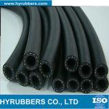 Tuyaux industriels clair flexible d'huile flexible haute température