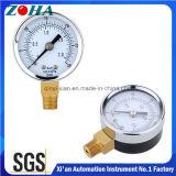 Testador de Pressão Aceitável OEM manómetros 63mm 100mm