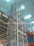 Material de carga pesada elevador de carga hidráulica de elevación