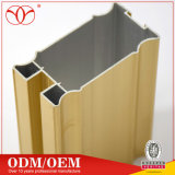 Aluminum 6063 Extruded Profiles for Sliding Window and Doors (A120)