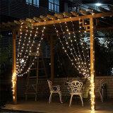 Wasserfall-Lichter der Weihnachtsdekoration-unterschiedliche Längen-LED/Vorhang-Licht