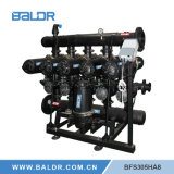 """"""" super automatisches Berieselung-Spaltölfilter-Systems-Filtration-System des Wellengang-4"""