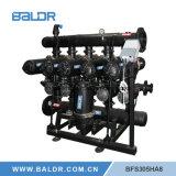 """"""" système automatique superbe de filtration de système de filtre à disques d'irrigation par égouttement du remuement 4"""