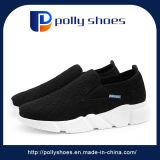 Pattini caldi di sport dei pattini correnti della scarpa da tennis del banco del nero di vendita EUR35-45