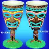 Les enfants de l'artisanat / Cadeau Thanksgiving Day partie fournitures / Vaisselle - Luau gobelets (WL4806A)