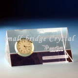 Reloj cristalino de Triangletable (BJ0001)