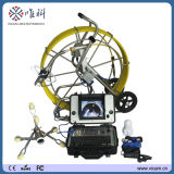 水中鍋の傾きのビデオ下水道の下水管のパイプラインの点検カメラ